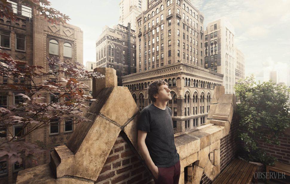 The Super-Smartness of Jesse Eisenberg