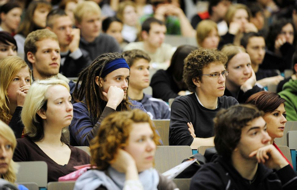 Why You Should Have a (Platonic) Relationship with Your Professor
