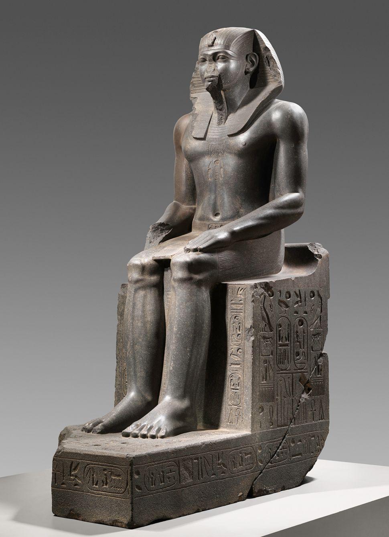 The Met's Egypt Exhibit Goes Way Beyond King Tut
