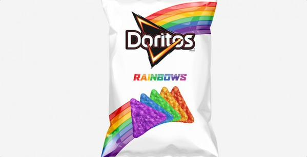 Doritos Rainbows Will Support 'It Gets Better'