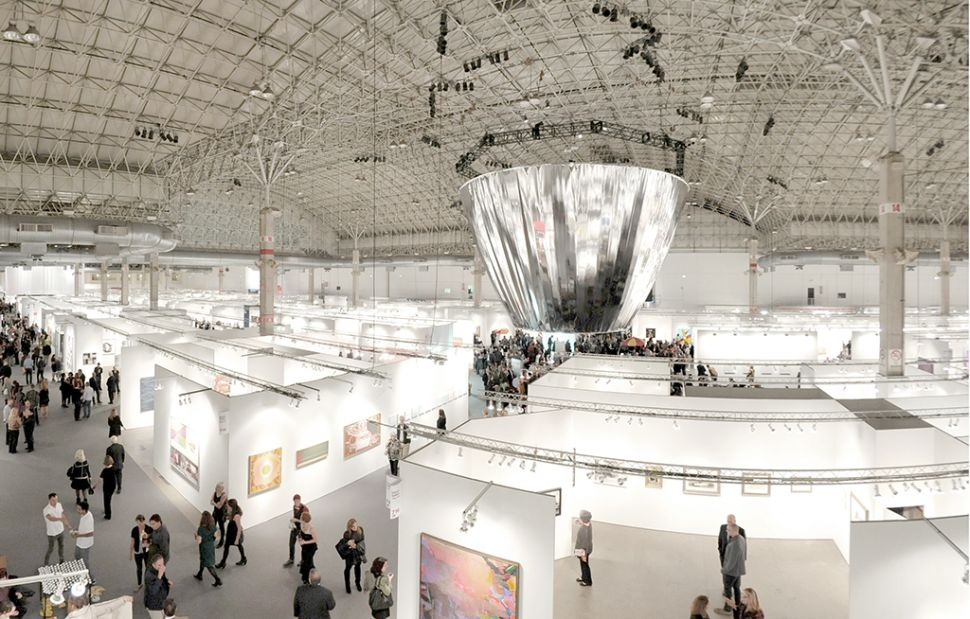Expo Chicago Art Fair Draws Major Galleries, Artists to the Second City