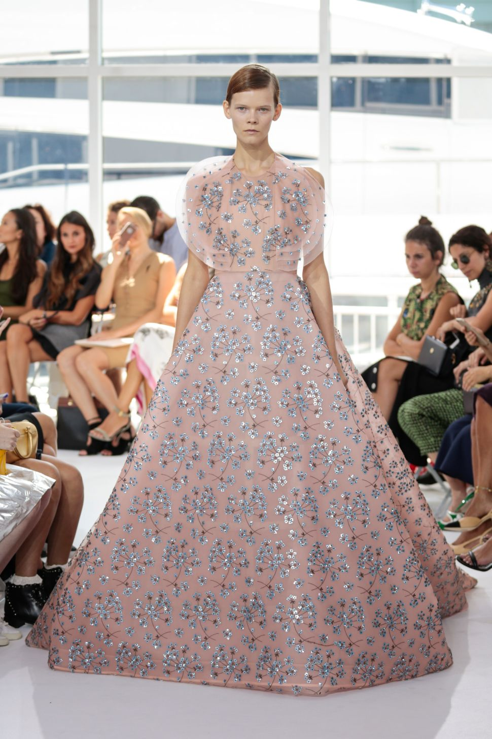 Delpozo Served Up the Prettiest Dresses of Spring 2016