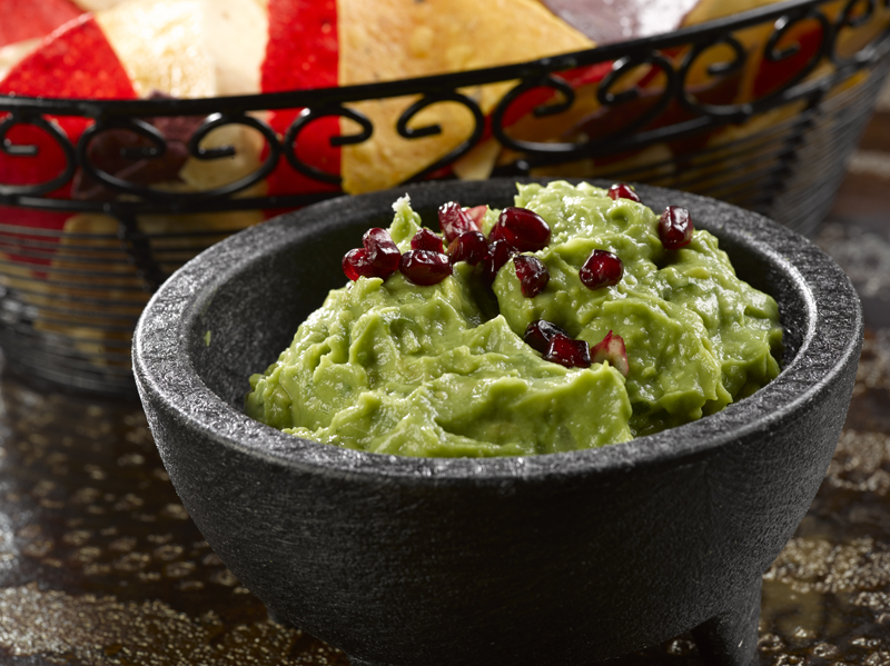 Did You Hate Guacamole With Peas? A New Radical Guac Recipe Uses Something Weirder