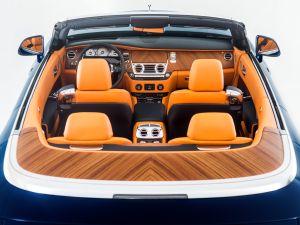The Rolls Royce Dawn (Photo: Rolls Royce).