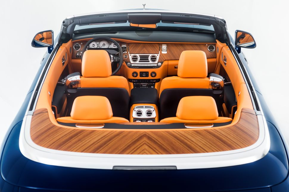 Your First Look at the Sexiest Rolls-Royce Ever Built