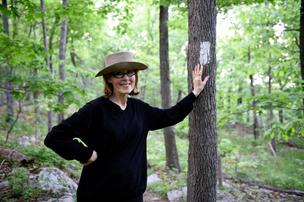 A Walk in the Woods With E. Jean Carroll