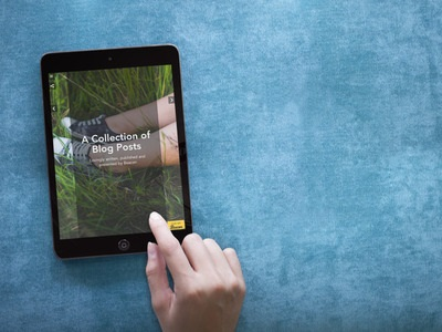 Transform Your Entire Blog Into an eBook in 90 Seconds With This Free Tool