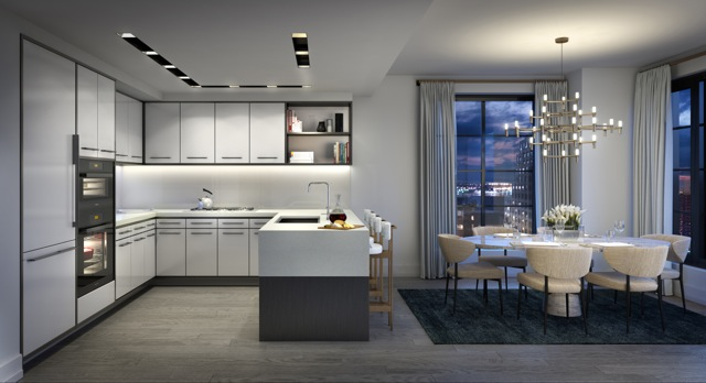 Extell's 70 Charlton in Hudson Square Releases New Renderings, But Not Sales Figures