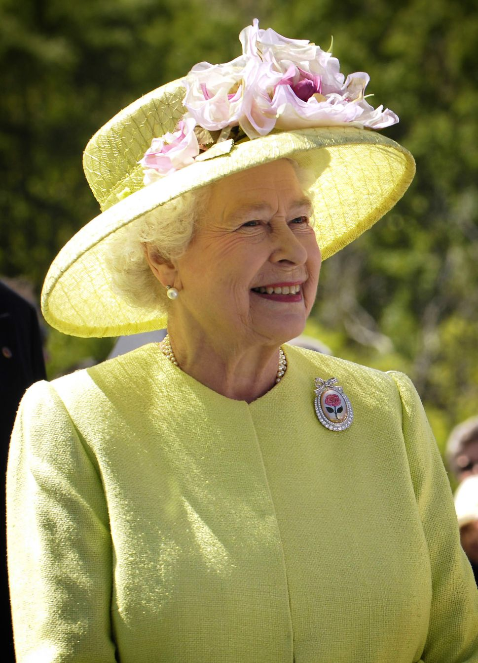 Queen Elizabeth II: A High Tech Monarch