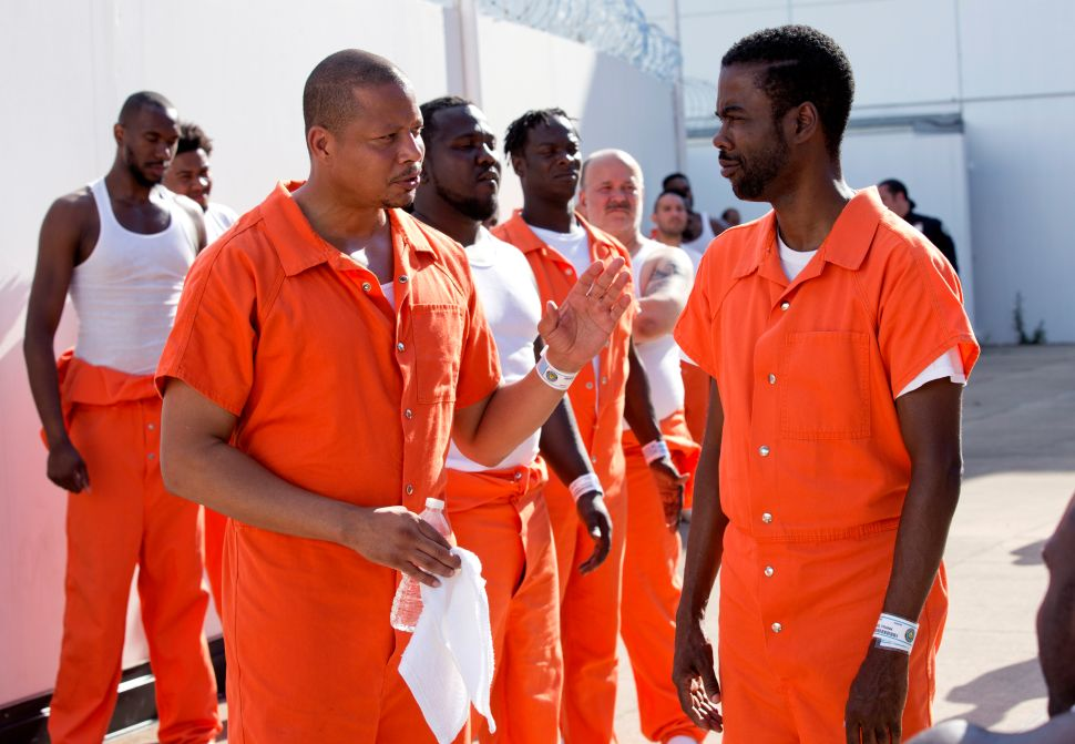 'Empire' Makeup Artist on Crafting Human Flesh for Chris Rock to Eat, and More