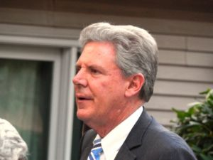 Frank Pallone, the ranking Democrat on the powerful Energy and Commerce Committee.