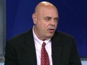 Glen Oaks Village President and CFO Bob Friedrich (Screengrab: NY1).