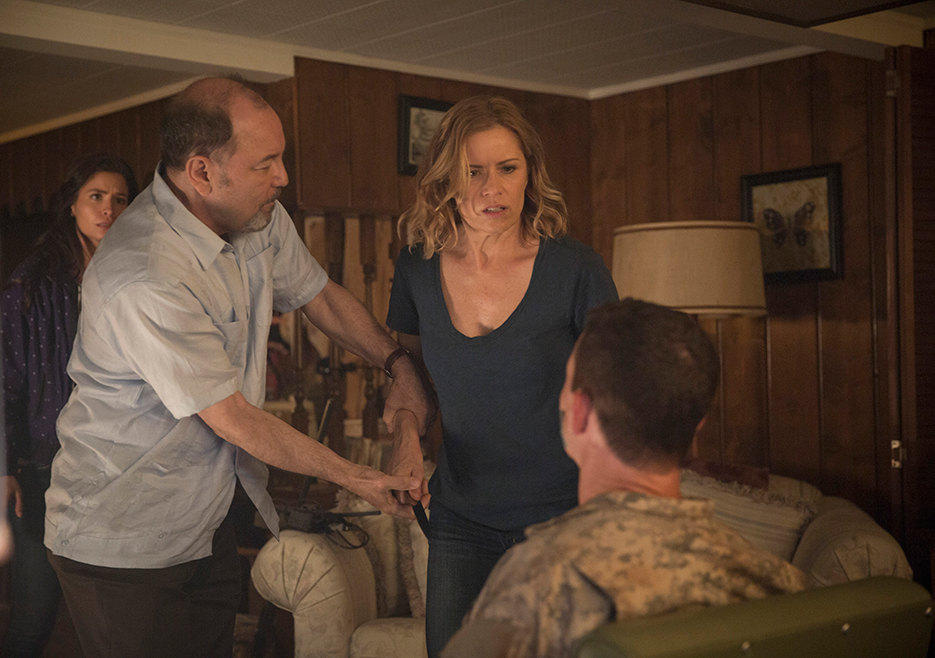 'Fear the Walking Dead' 1×5 Review: Cobalt Initiation