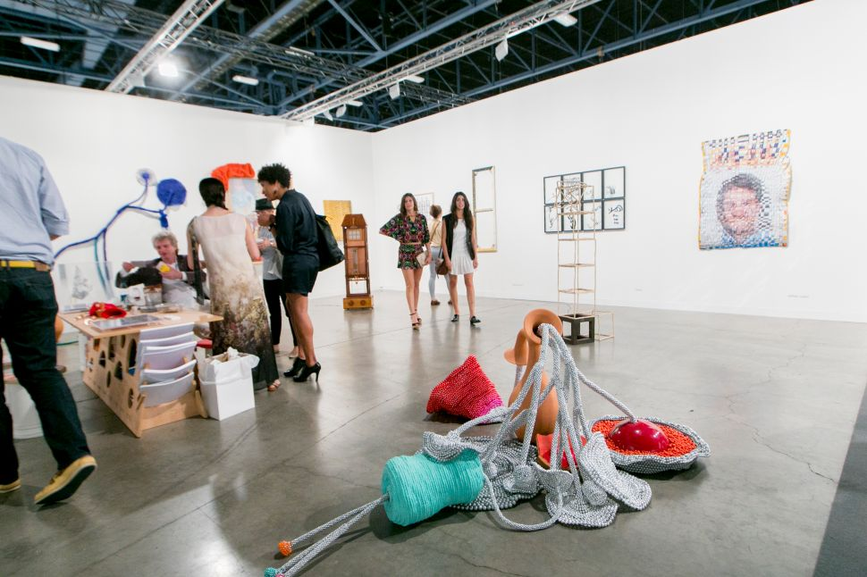 Here Are All the Galleries Coming to Art Basel Miami Beach 2015