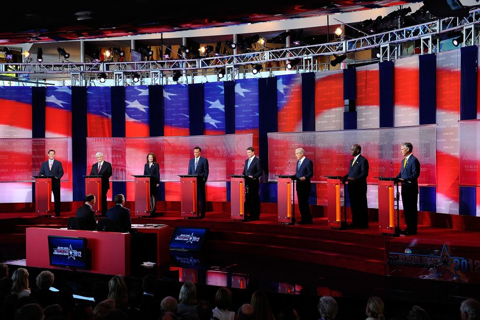 "In 2016, GOP Faces Daunting Task of Breaching the ""Blue Wall"""