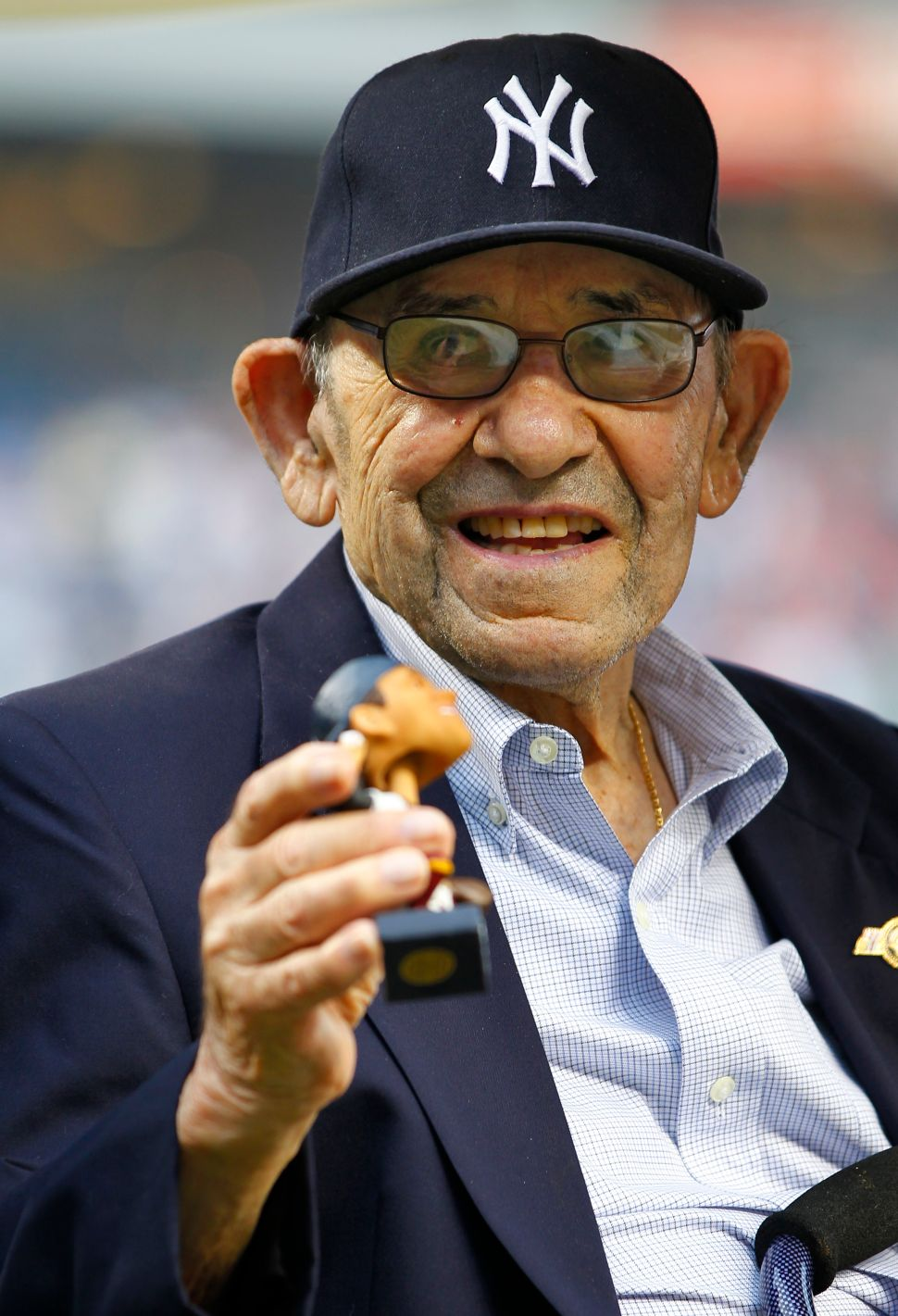 It's Over: Farewell Yogi Berra