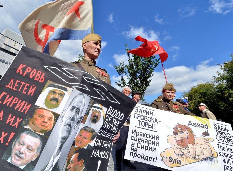 Is Syria Russia's Vietnam?
