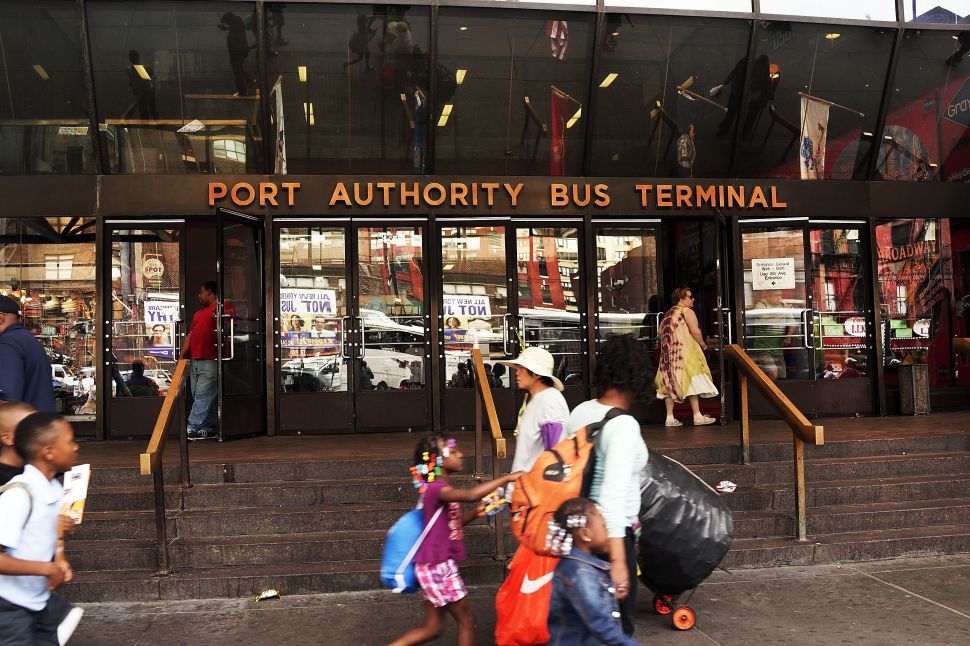 Are the Marx Brothers Running the Port Authority?