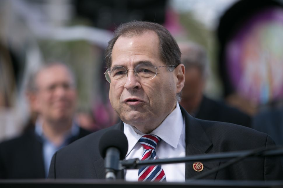 Nadler Says He Didn't Expect Such 'Viciousness' After He Backed Iran Deal