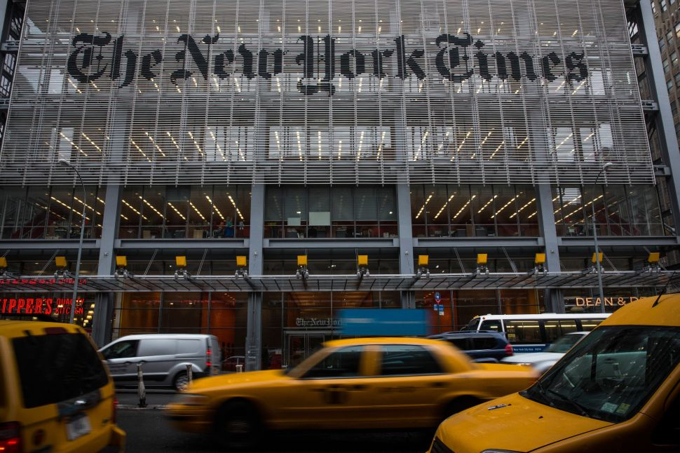 NYT Public Editor Calls for 'Systemic Change': Decries Reliance on Anonymous Sources