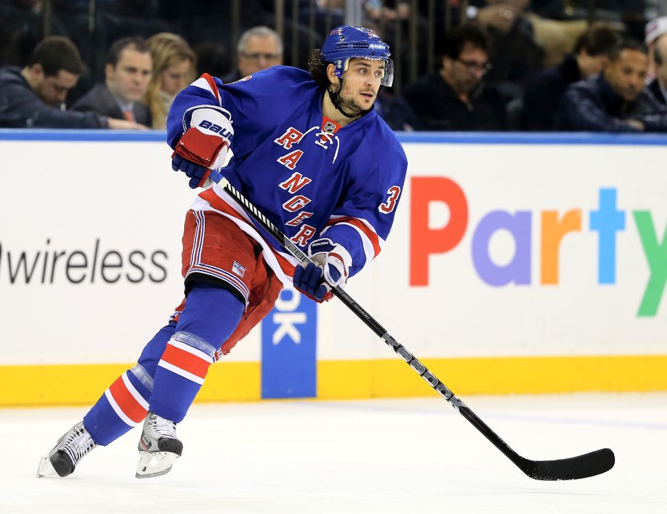 Rangers Right Wing Mats Zuccarello Scores a $3.15 M Condo