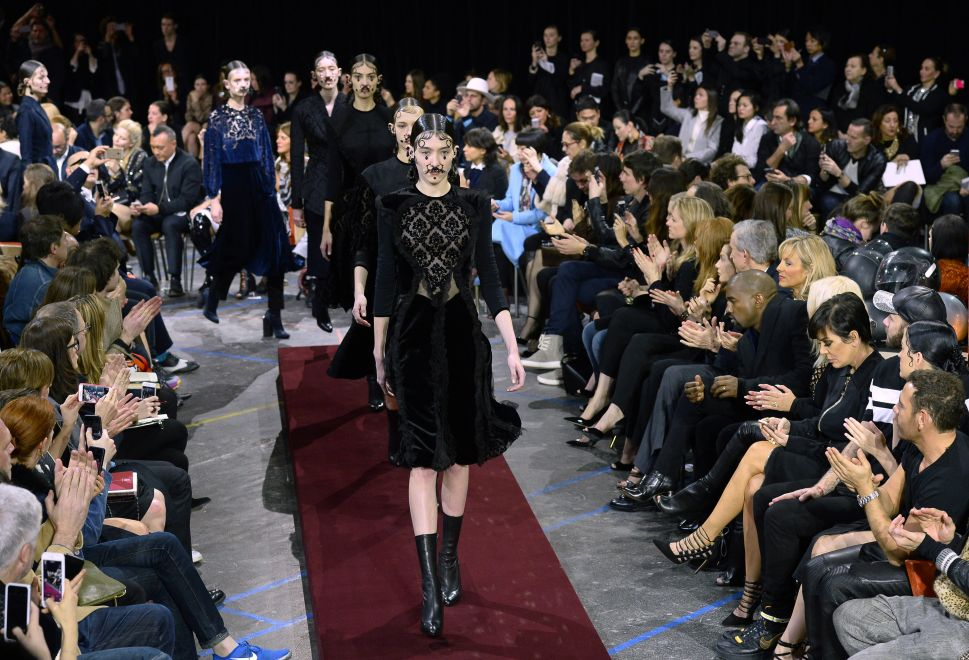 Givenchy Will Invite Commoners Into Its NYFW Show