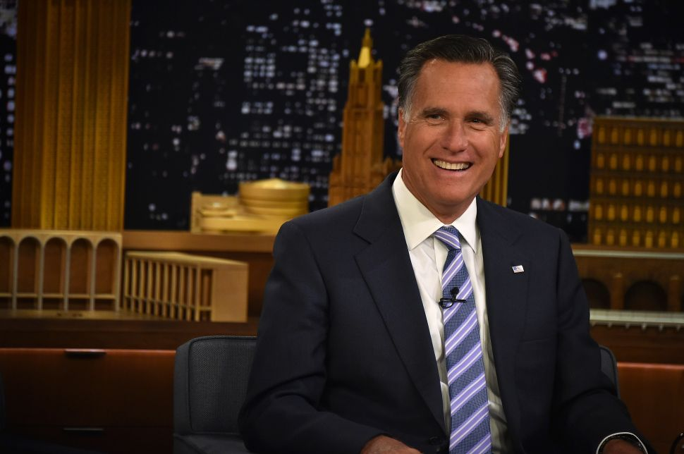 2016 and the Romney Factor