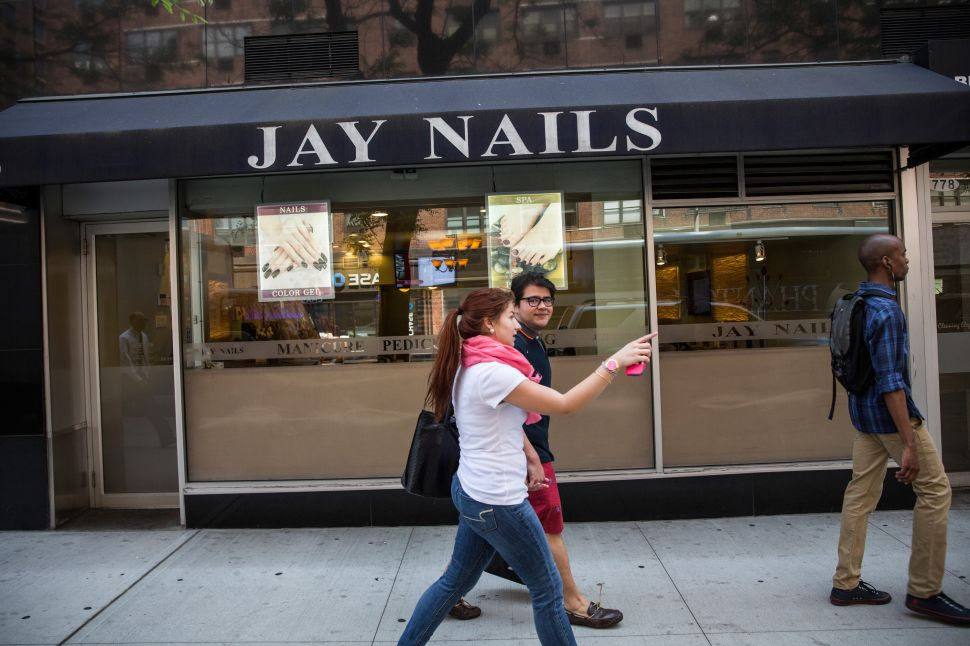 Afternoon Bulletin: Nail Salons Sue Cuomo, Baruch Students Face Murder Charges and More
