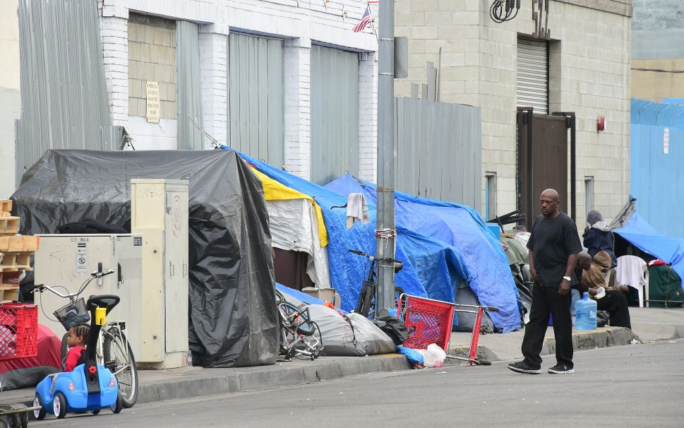 Homelessness Grows in LA as Affordable Housing Disappears