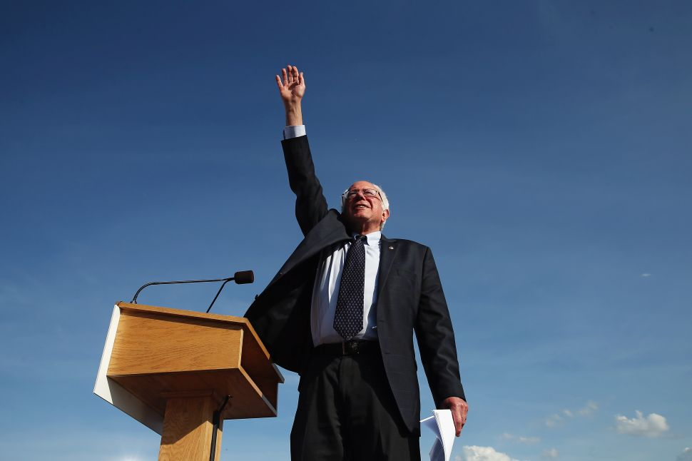 Will Socialists Back Bernie? Definitely Maybe