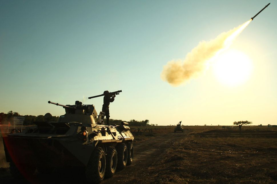 Could Syria Spark Armed Conflict Between Israel and Russia?