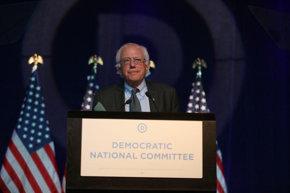 Bernie Sanders' Secret Weapon