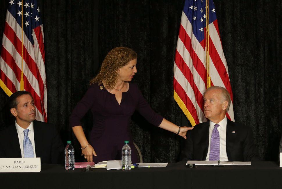 Debbie Wasserman Schultz Must Go