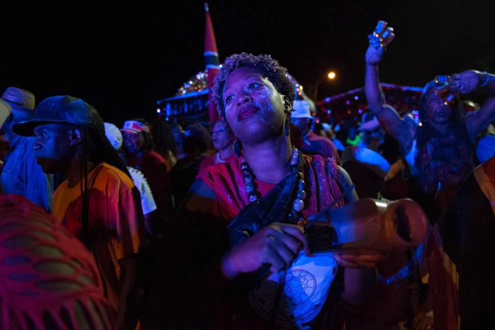 Who Should Take Ownership for the Annual J'Ouvert Festival?