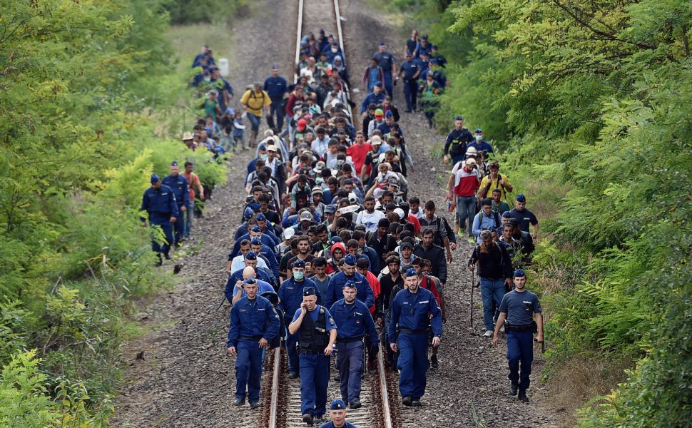 Europe's Phony Compassion for Refugees