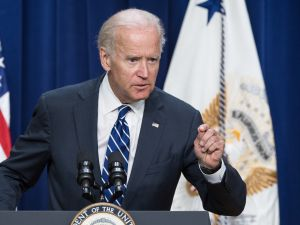 Vice President Joe Biden. (Photo: Nicholas Kamm for AFP/Getty Images)