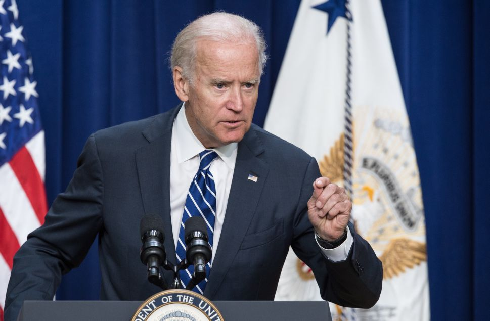 Announcing Funds to Test Rape Kits, Biden Recalls a History of Advocating for Women