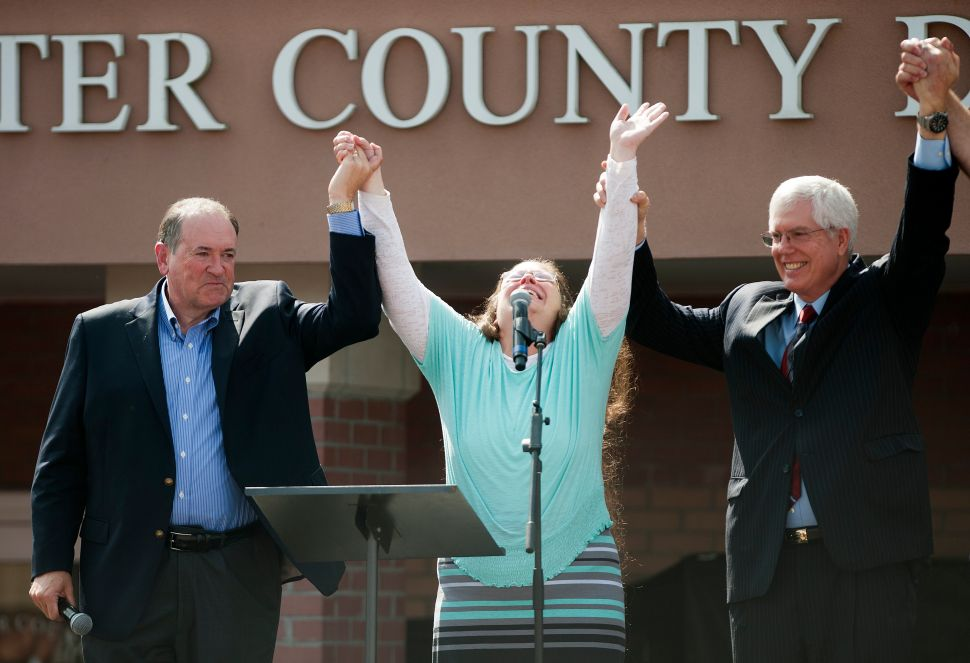 Kim Davis Has Relented—Now Can We All Forget About Her?