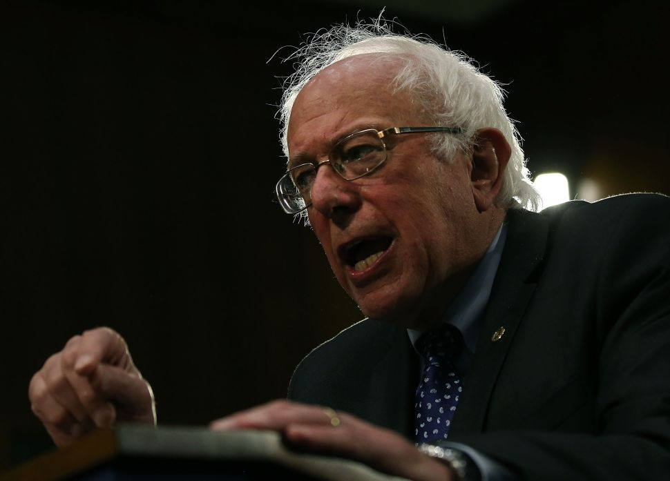 Bernie Sanders Quotes From the Bible at Liberty University
