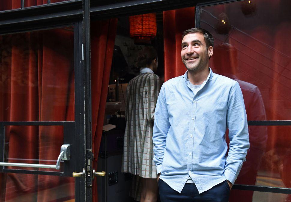Designer Chris Gelinas on the Success of His Award-Winning Fashion Business