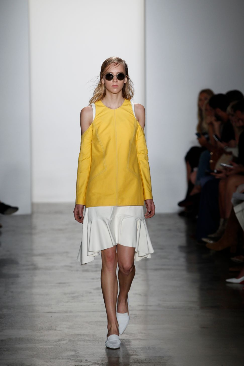 Prepare to Give the Cold Shoulder for Spring 2016