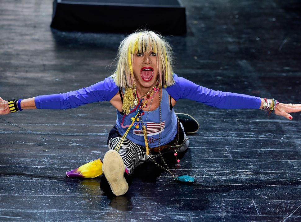Betsey Johnson's Zany Runway Show, as Seen by a Fashion Week Newbie