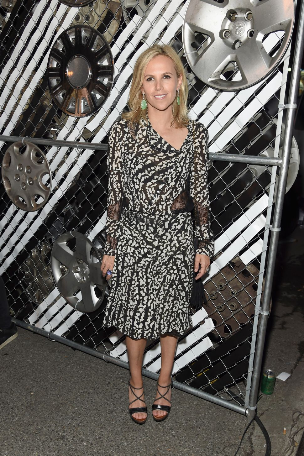Tory Burch Discusses Her New Athleisure Label and Her All-Time Favorite Sport