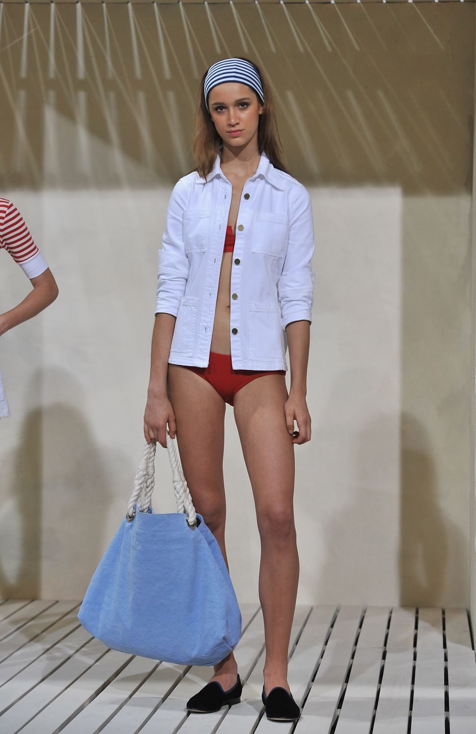 Fashion's Favorite Denim Line Branches Out Into Swimwear