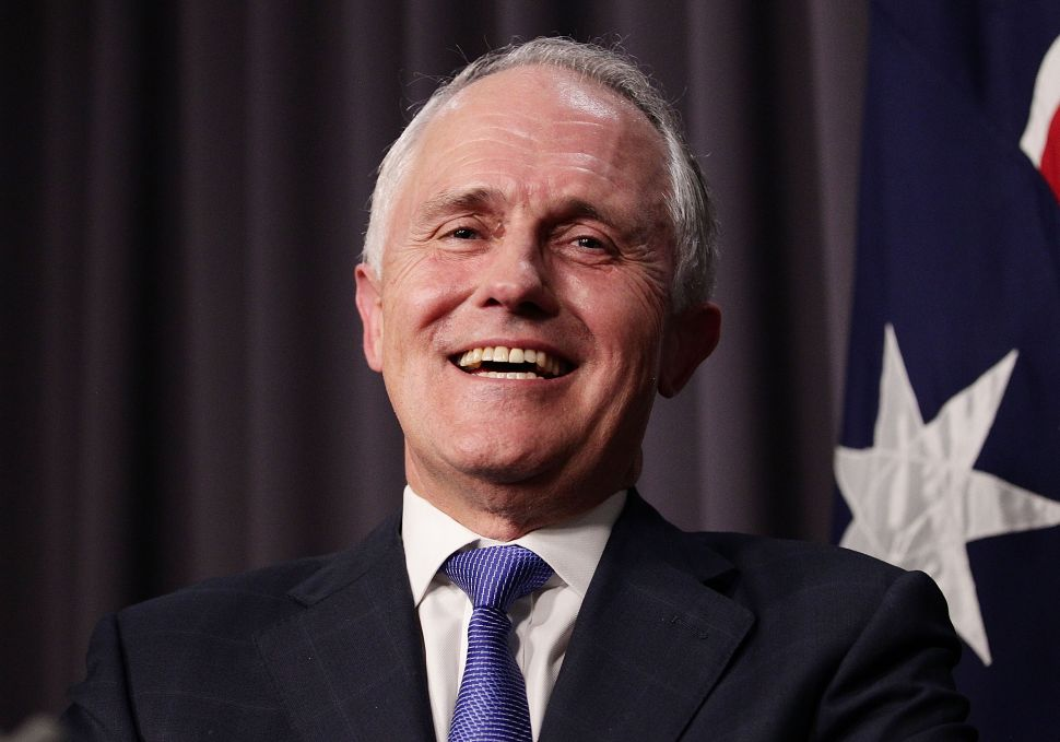 What the Hell Is Going on Down Under? Australia's Fifth PM in Five Years