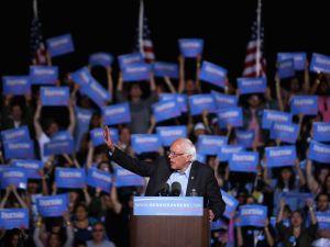 Sen. Bernie Sanders. (Photo: Chip Somodevilla/Getty Images)