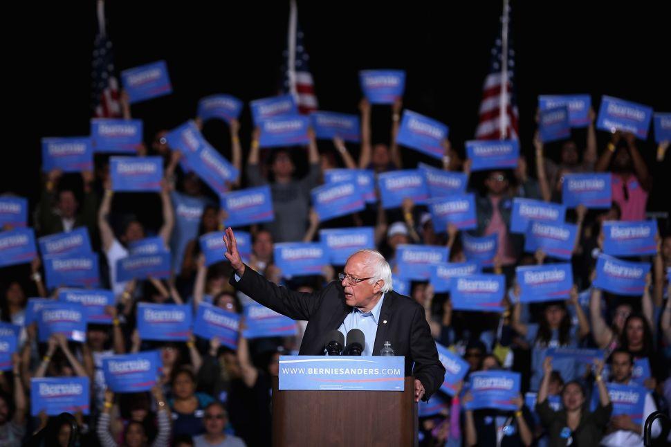 Bernie Sanders Is Coming Back to New York