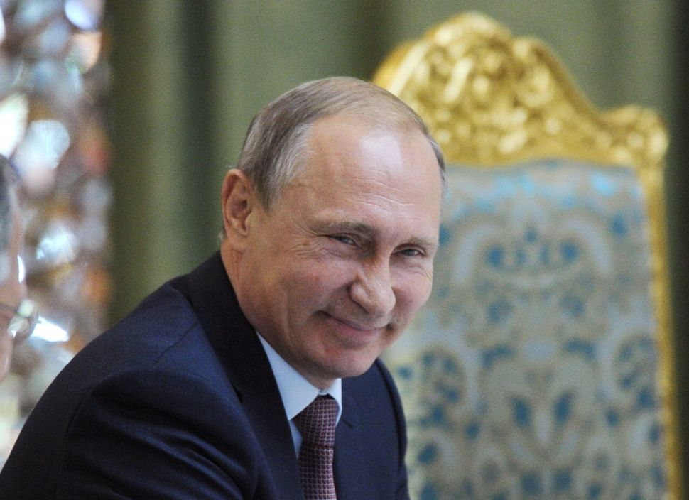 LEAKED: Putin Talking Points for UN Speech Spilled by Foreign Minister