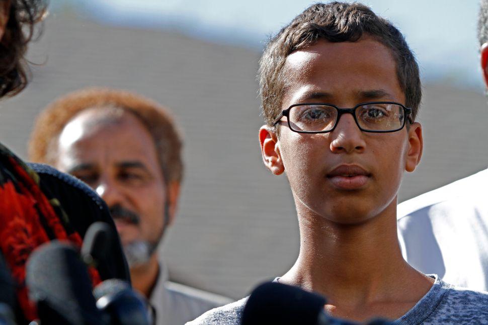 Celebrities Rally for Ahmed Mohamed on Social Media