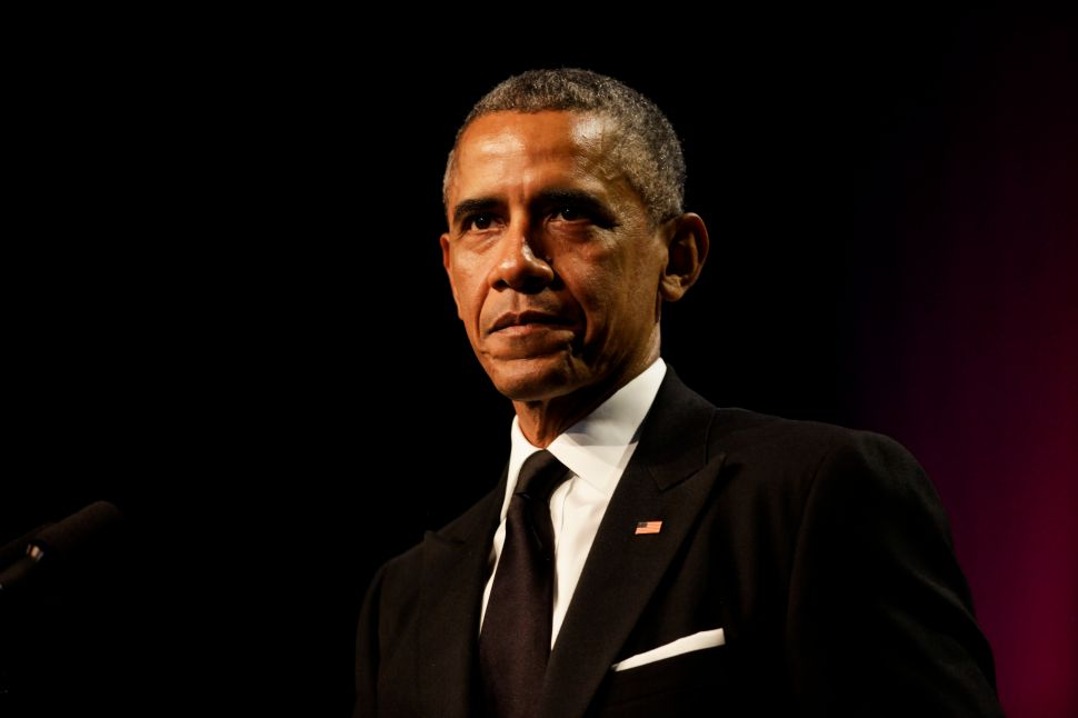 Obama's Collapsing War on the Islamic State